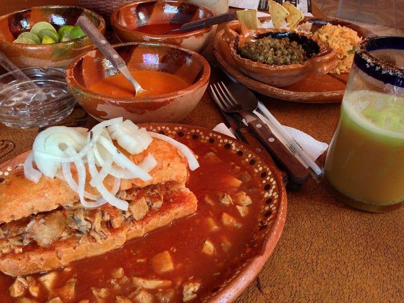 Uno de los platillos m s cl sicos de la comida mexicana for Ahora mexican cuisine