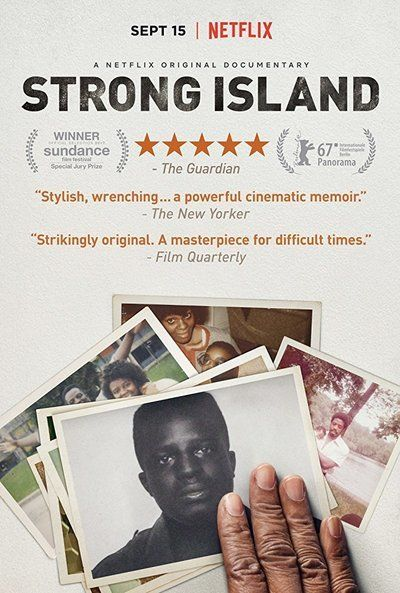 Strong Island Movie Poster Island Movies Documentaries Political Documentary