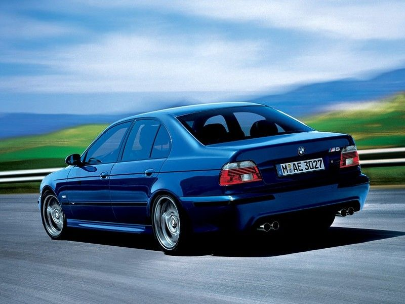 E39 M5 The Highwater Mark Of The M5 Lineage Bmw 5 Series