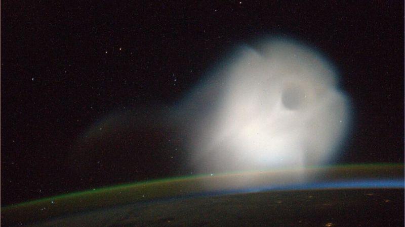 La Fantasmagórica Imagen Del Lugar Más Frío Conocido En El Espacio En 2020 Nebulosas Nubes Astronomos