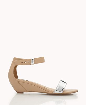c7308b56961 Open-Toe Demi Wedge Sandals