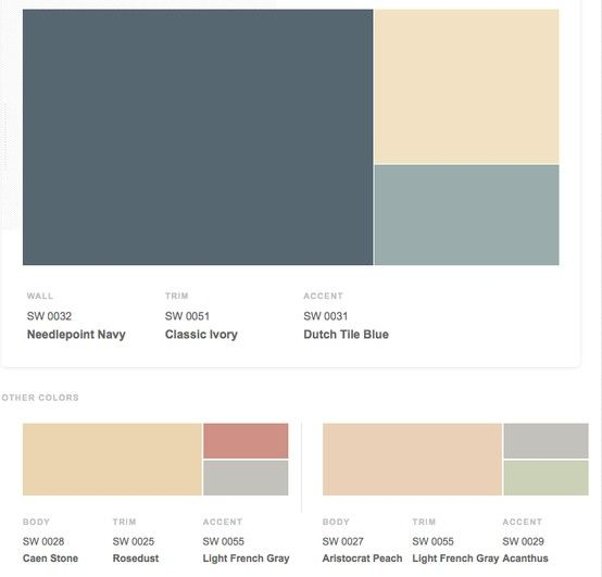 Classical  colonial  historical shades of interior paint colors from sherwin williams also rh pinterest