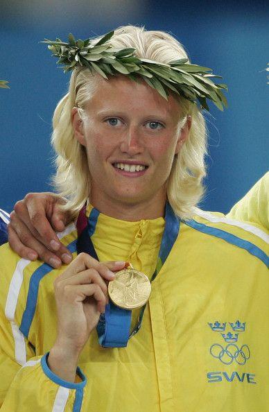 Carolina Kluft Photos Photos: Olympics Day 8 - Athletics | Olympic ...