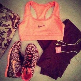 If I could look this cute I'd actually consider running. :)