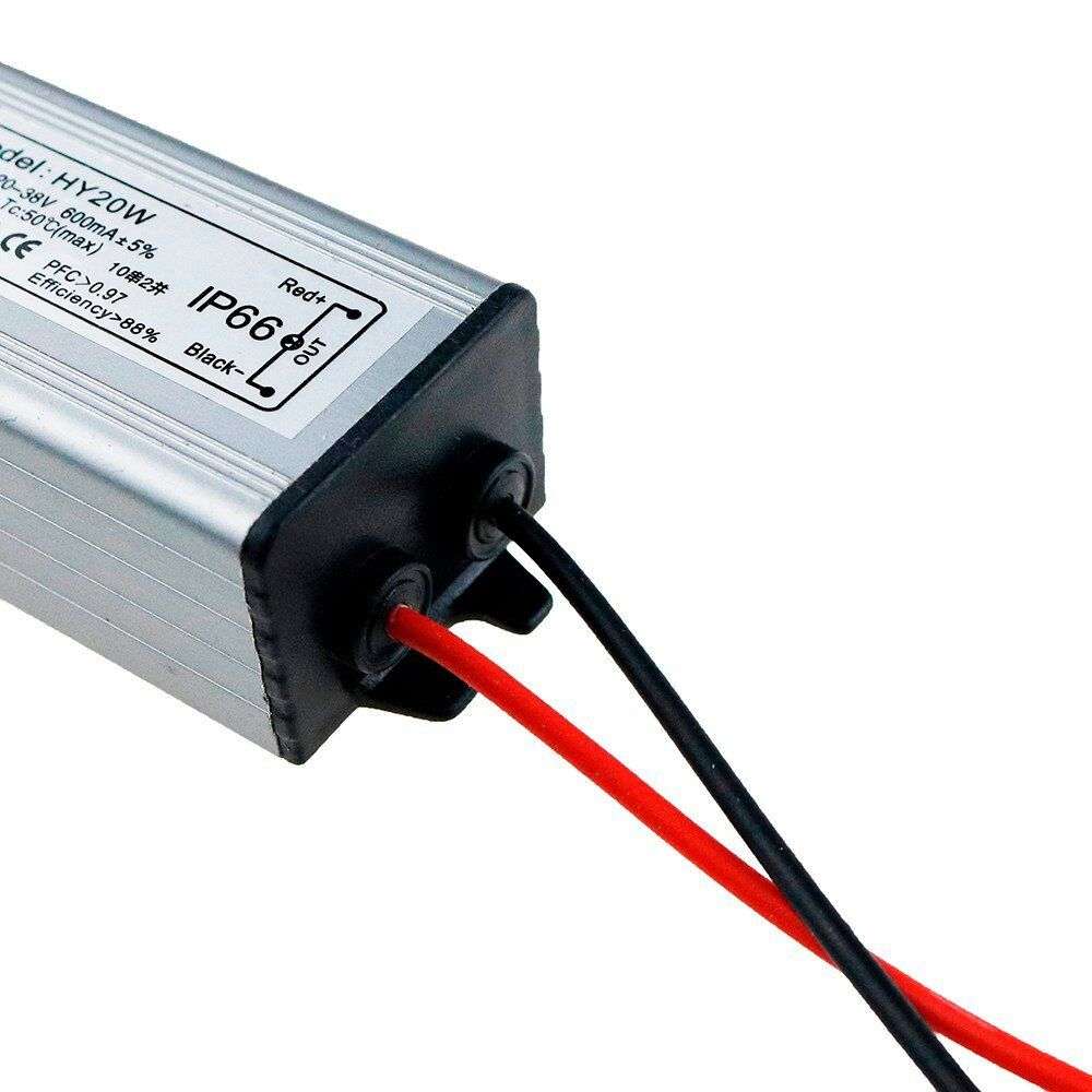 Led Driver 10w20w 30w 50w Power Supply 24v Dc 20 40v Lighting Transformer For Led Lamps Floodlight 300ma 600ma 900ma 1500ma Jq D Led Drivers Power Supply Led
