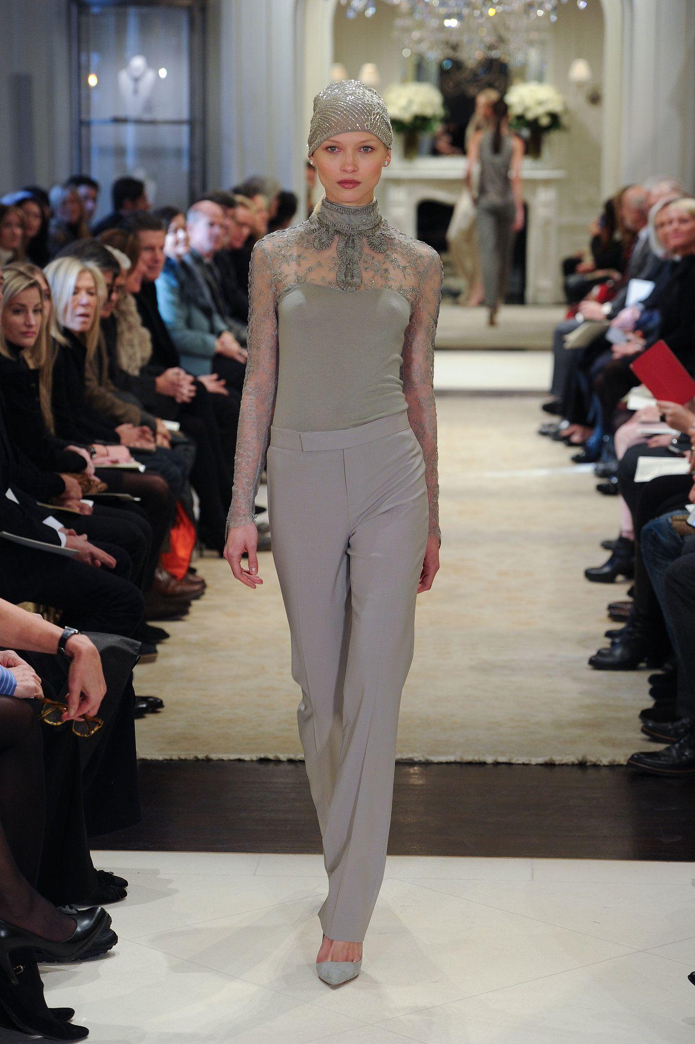Ralph Lauren Pre-Fall 2014 #fashion