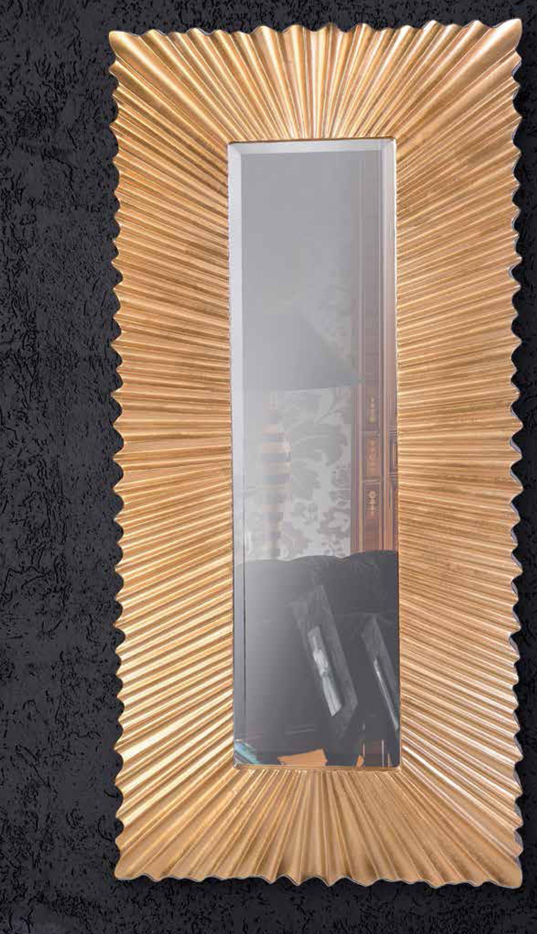 Espejo Rectangular Espejo De Cristal Espejo De Diseno Clasico - Espejo-original