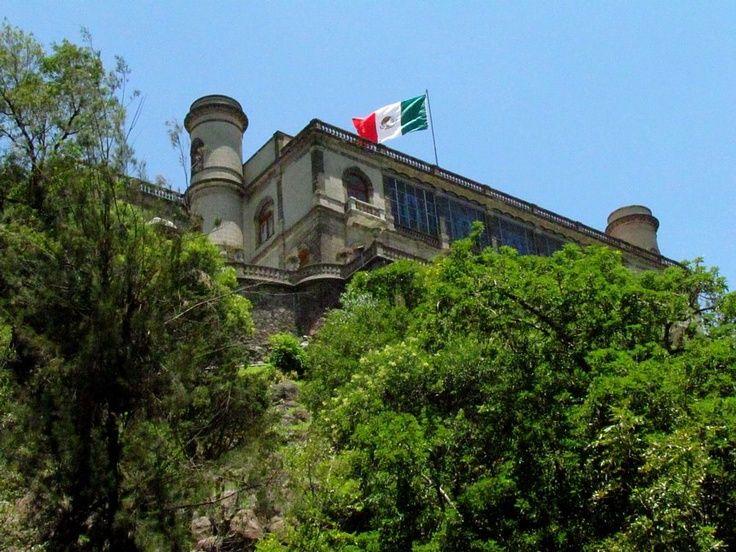 chapultepec castle | Chapultepec Castle. | México