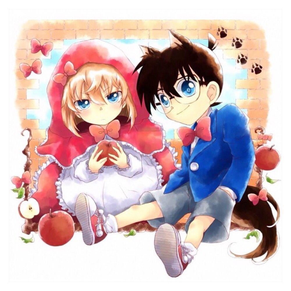 Detective Conan Anime, Chị em gái, Người hâm mộ