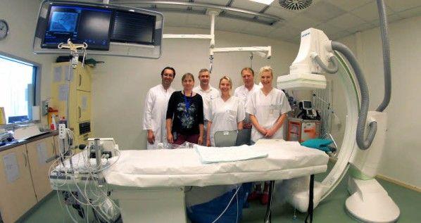 Klinik erobert Parchimer Herzen
