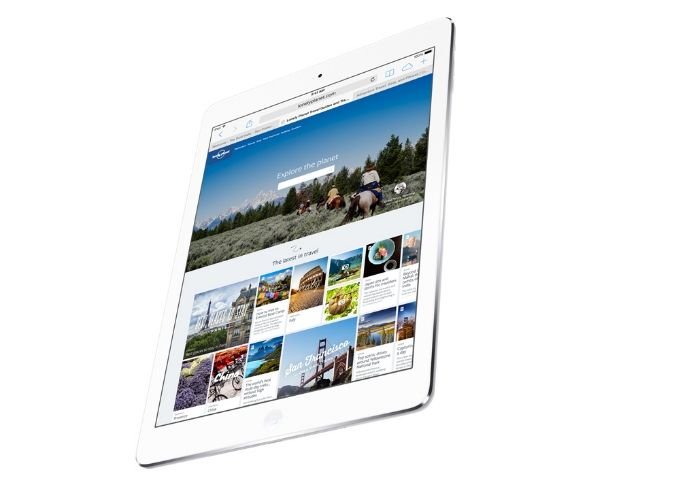 iPad Air | Man of Many