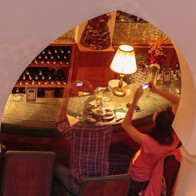 In the Rick's Café #Casablanca #Maroc #Morocco #movie #travel #voyage #nightlife #bogart #bergman #magazine #nowmaroc