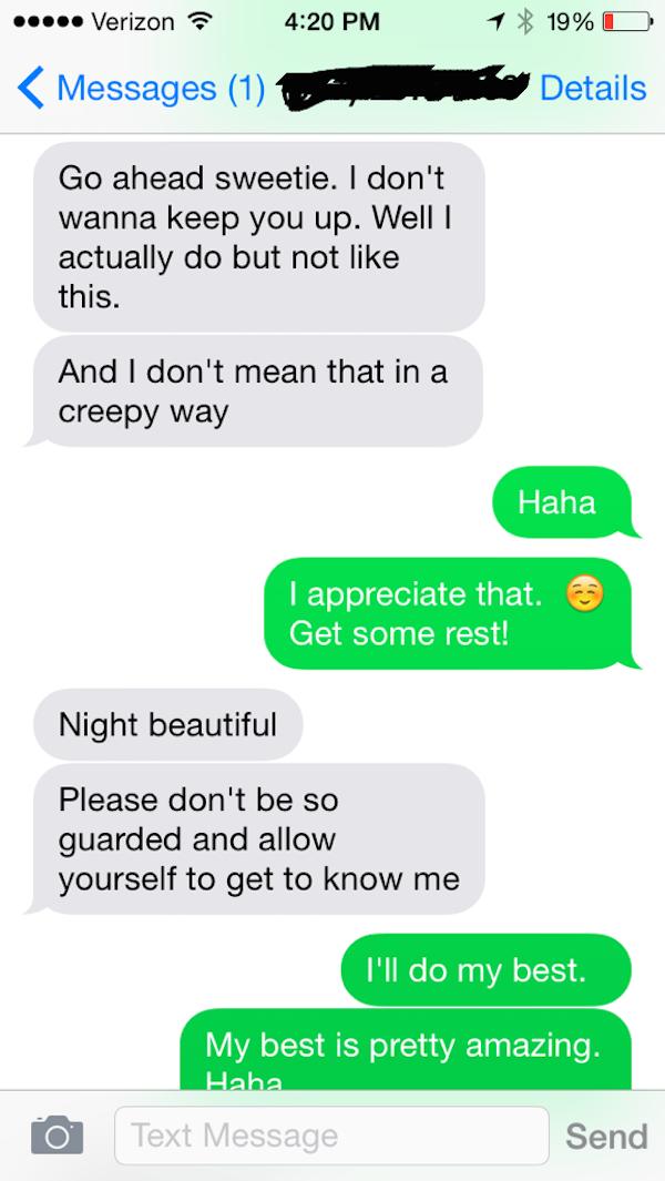 Ways to initiate sexting
