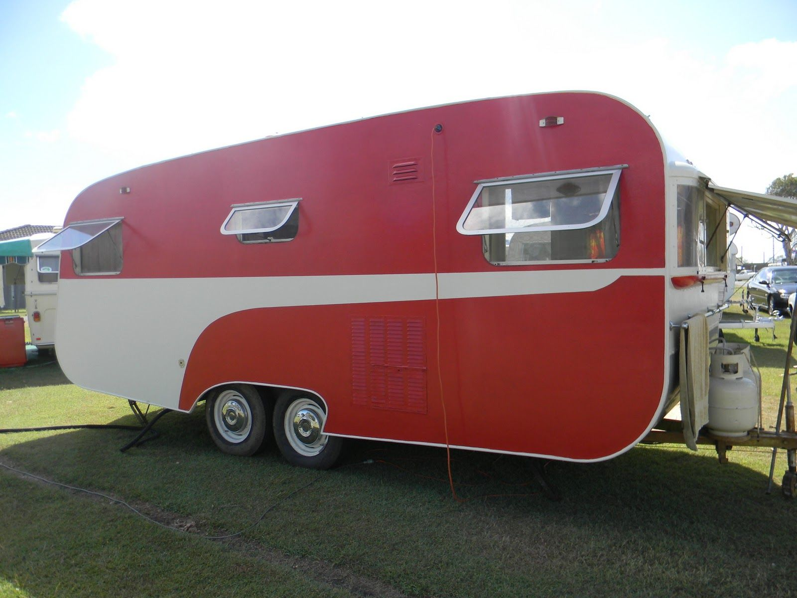 Pin On Vintage Trailers