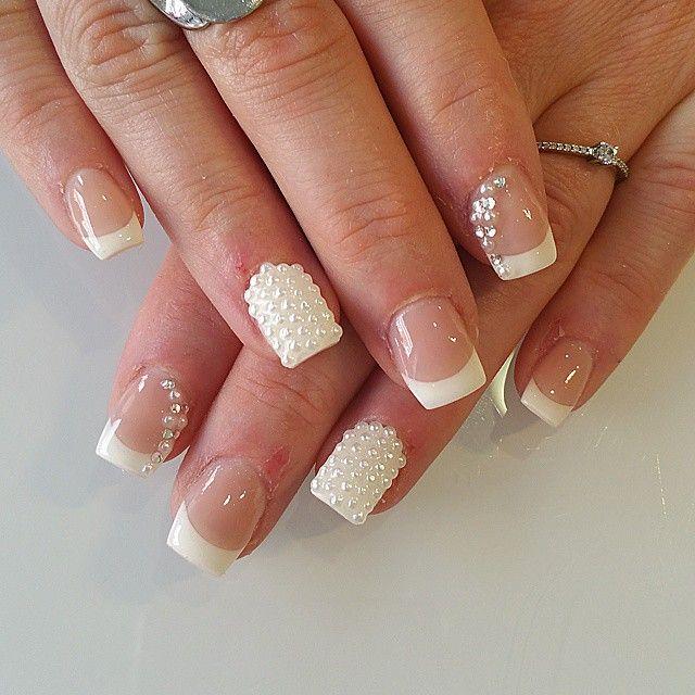 Rdv par téléphone 0609385683  #nails #nail #fashion #style #cute #beauty #beautiful #pretty #girls #stylish #styles #gliter #nailart #art #opi  #essie #unhas #preto #love #shiny #polish #nailpolish #nailswag #nude #White #polish #diamonds #tourcoing