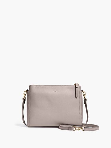 759763e78cc The Pearl - Leather Crossbody Bag   Clutch   Designed by Lo   Sons   loandsons