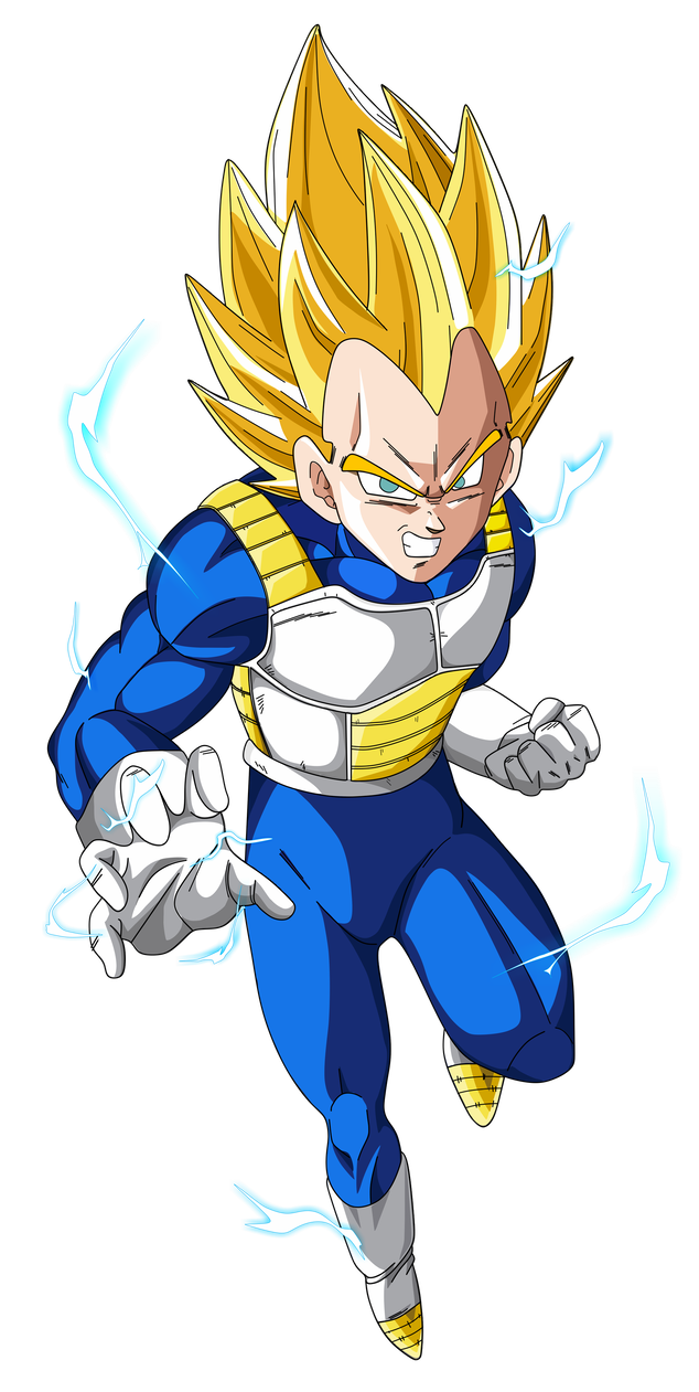 Vegeta Super Saiyajin By Naironkr Anime Dragon Ball Super Dragon Ball Super Manga Anime Dragon Ball