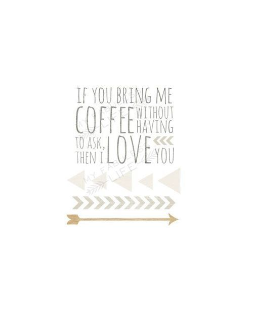 For my coffee lover friends! ;-)