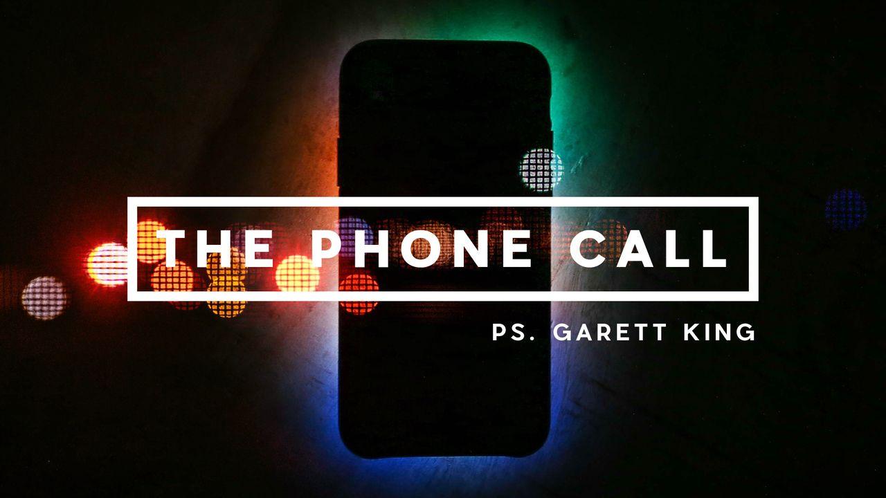 The Phone Call Door Church Phone Call Phone Sermon