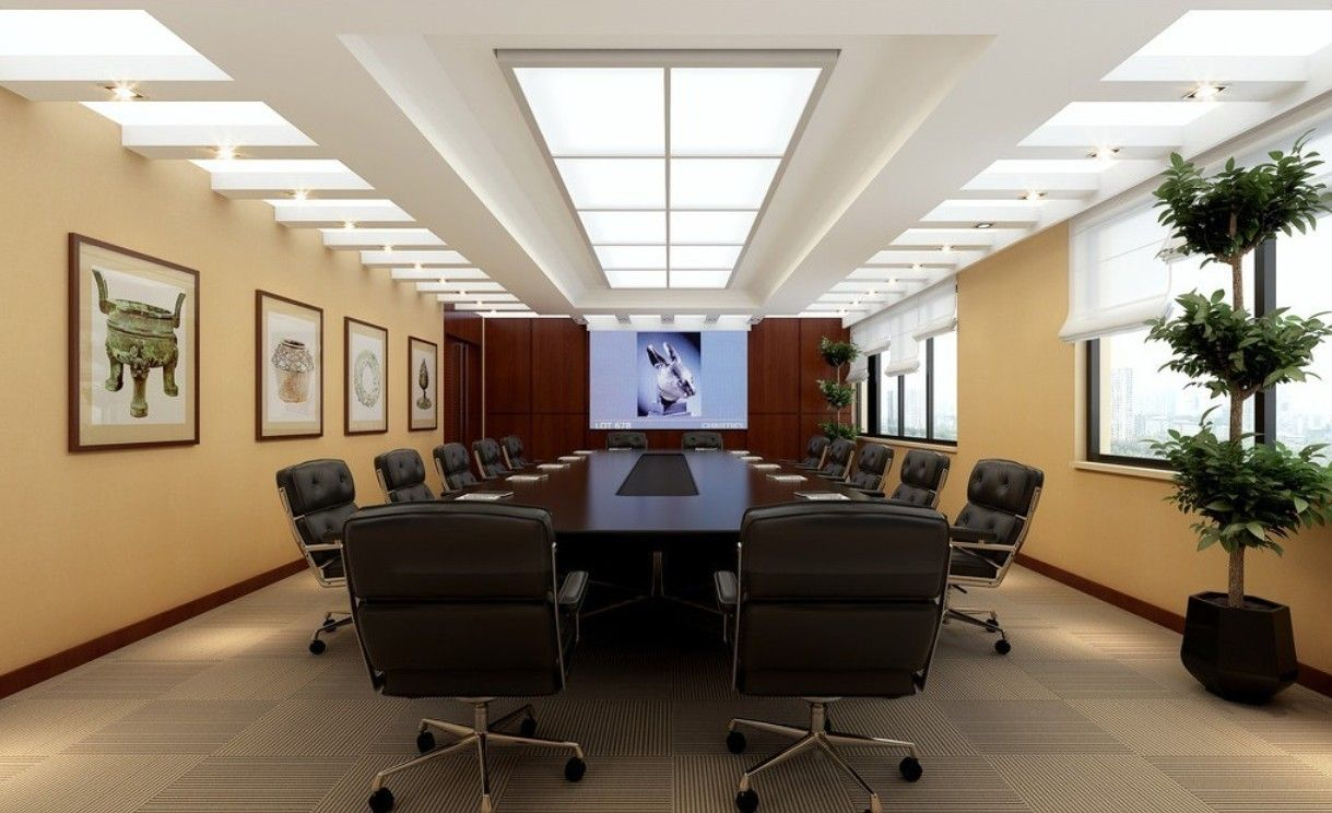 Creative conference room design meeting rooms for Meeting room interior design ideas