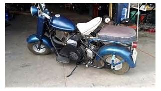 1958 Cushman Eagle For Sale On Craigslist Motorbikes For Sale