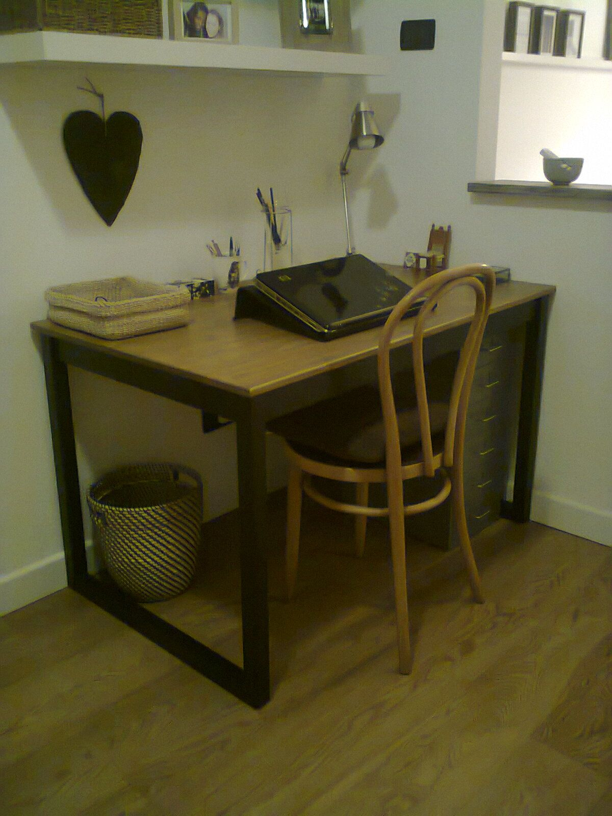 Simple Ikea Ingo table be es a desk