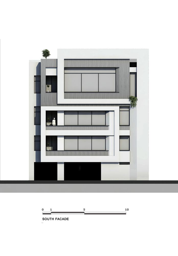Mehrabad House Sarsayeh Architectural Office: Gallery Of House NO:2 / SarSayeh Architectural Office - 24
