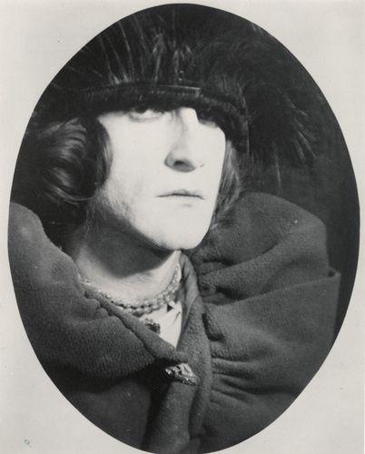Marcel Duchamp (American, born France. 1887-1968) and Man Ray (Emmanuel Radnitzky, American, 1890-1976). Marcel Duchamp as Belle Haleine, 1921.
