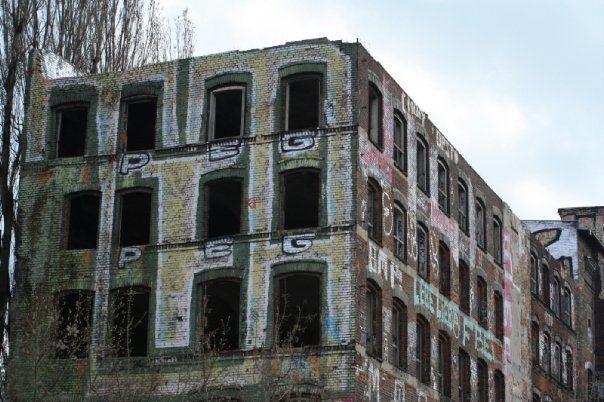 Berlin, old Kater Holzig