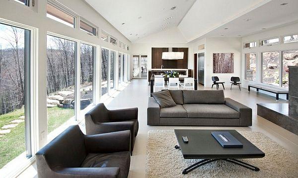 Sofa Vor Fenster top trends innendesign tisch sofa interior design