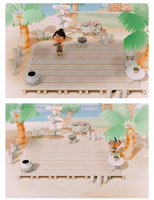 "Animal Crossing: New Horizons on Instagram: ""Soft White ... on Animal Crossing New Horizons Wood Design  id=12387"