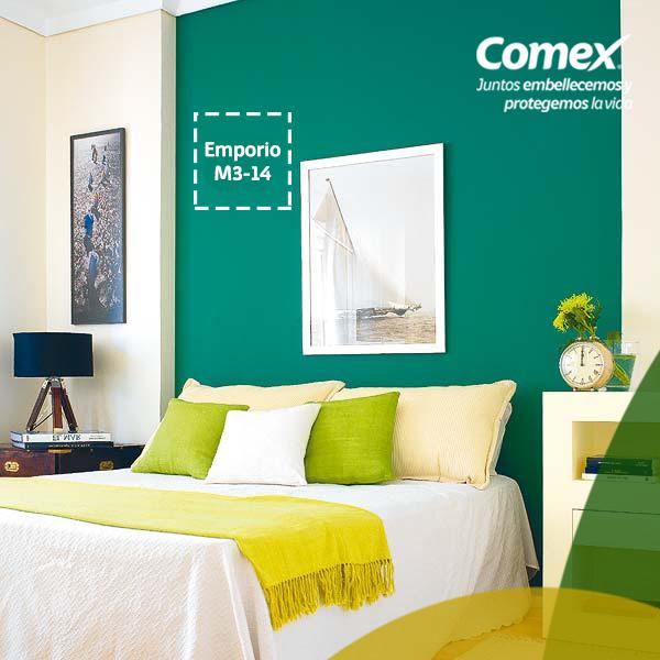 Crea Contrastes Con El Color Emporio Tu Habitaci N Nunca