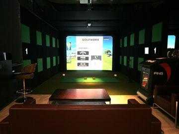Photo Gallery of HD Golf Simulators | GolfSimulators.com