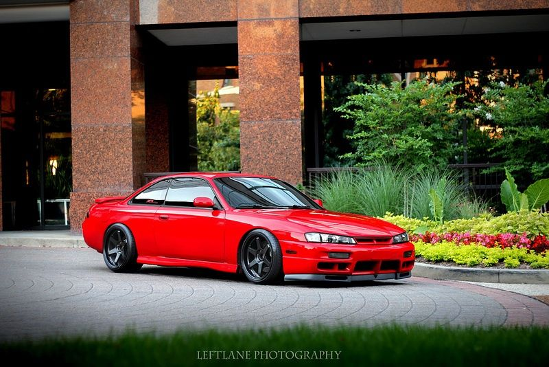 1998 Nissan 240SX S14 CUSTOM: Masculine Styling Makes The 240SX Both  Attractive And Low Key When Compared To Its Exotic Rivals. This 240SX Is  Sureu2026