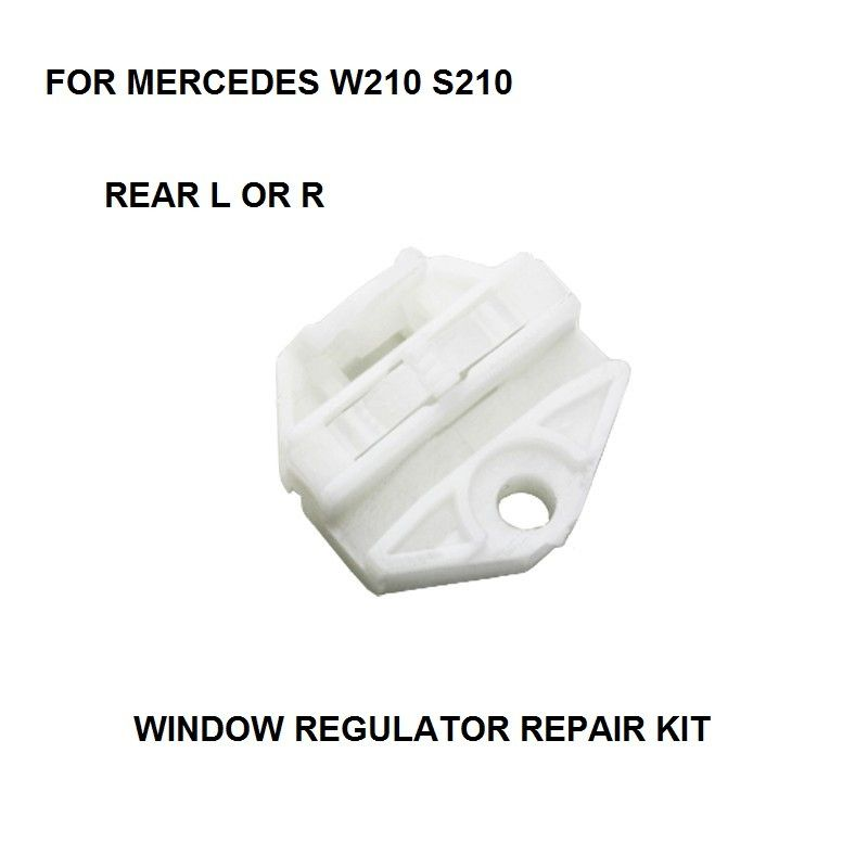1991 2004 Clips For Mercedes W210 S210 Vauxhall Opel Astra F G Astra C Window Regulator Repair Kit Rear Right Or Left Repair Mercedes Vauxhall