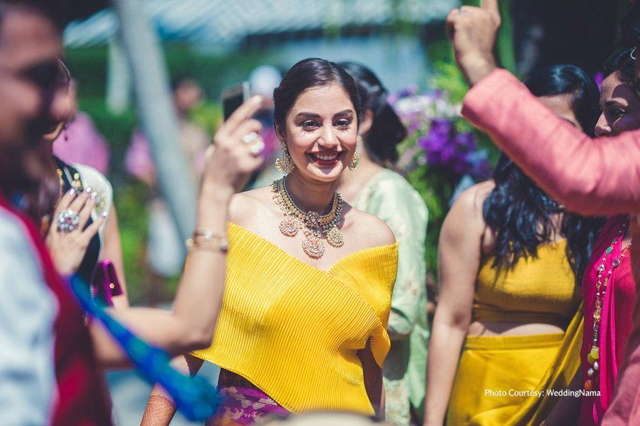 Thailand Wedding, Bridal Makeup