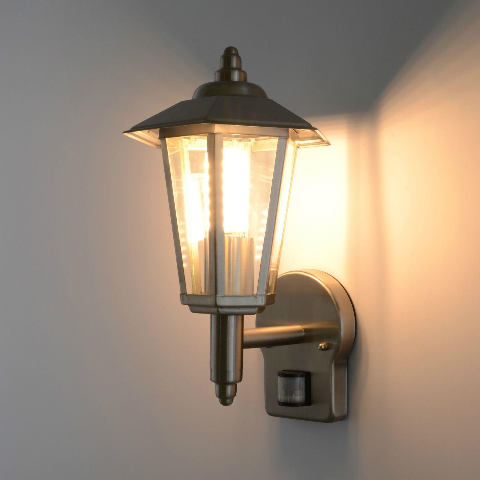 Details zu Außenleuchte LED Außenlampe Wandlampe ...