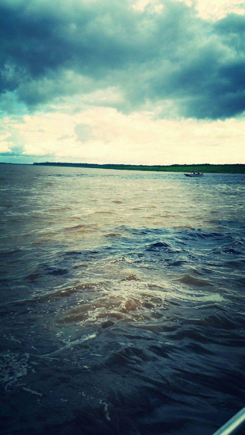 Encontro das águas-AM