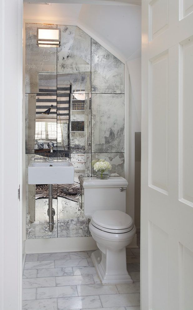 Top 10 Stunning Powder Room Decorating Ideas For 2020 Powder
