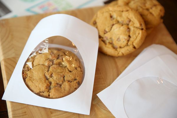 CD Envelope Cookie Pouches + Free Printables!
