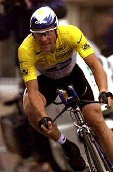 Lance Armstrong Lanze
