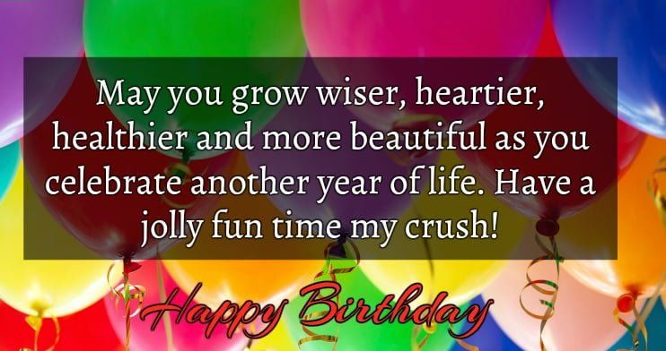 Enticing Happy Birthday Wishes For Crush Boy Girl Birthday Wishes Best Birthday Wishes Happy Birthday Someecards