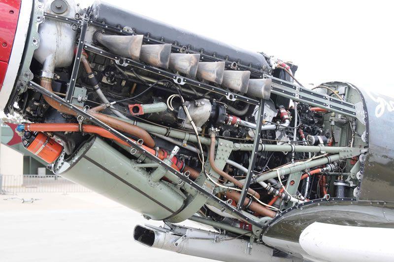 Spitfire VIII Close Up by James Levingston: Image