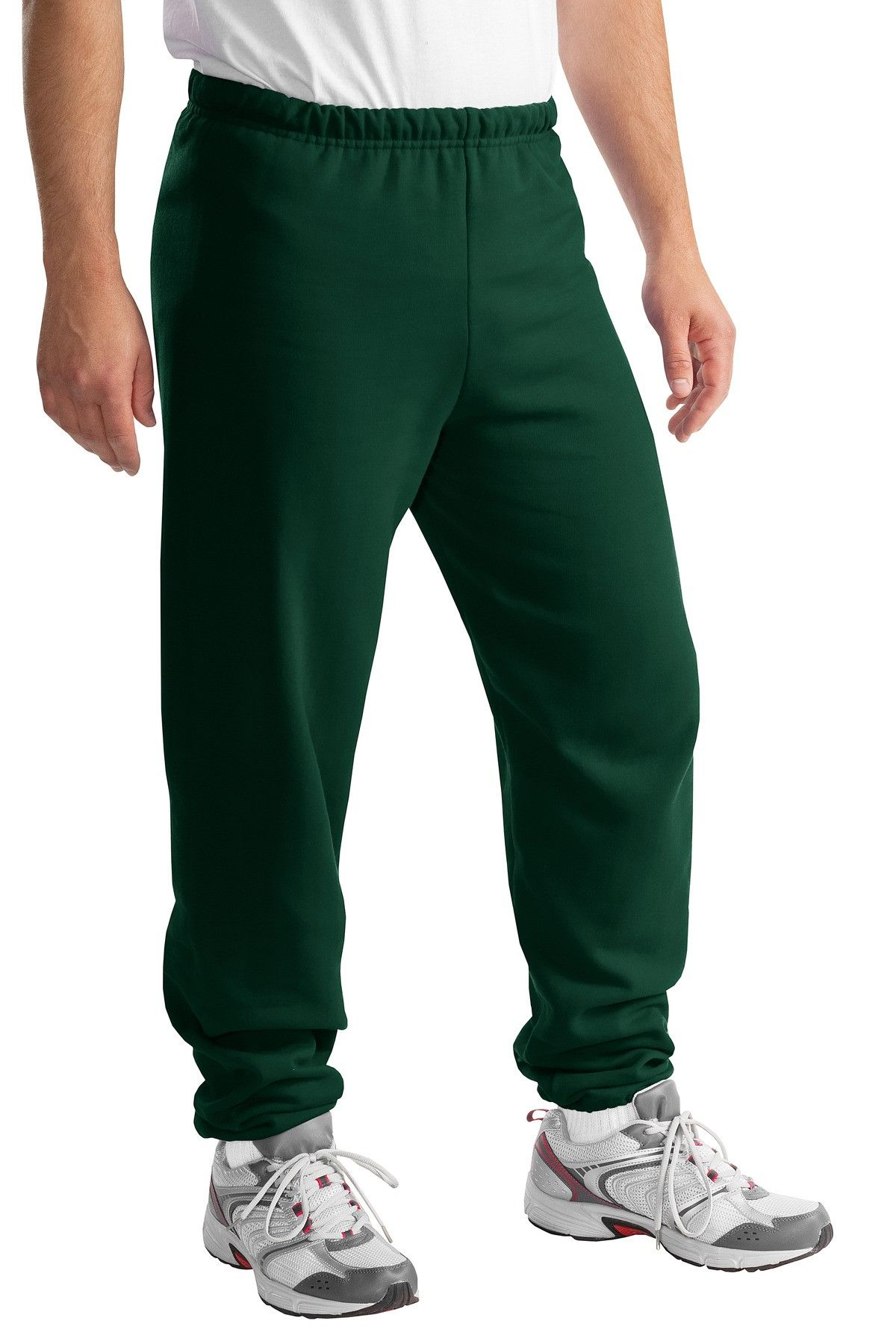 JERZEES NuBlend Sweatpant.973M Forest Green Pullover