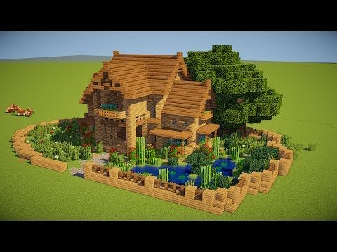 5 TIPS TO MAKE A BETTER HOUSE IN MINECRAFT PS4 Xbox e PS3 Xbox 360 PC PE
