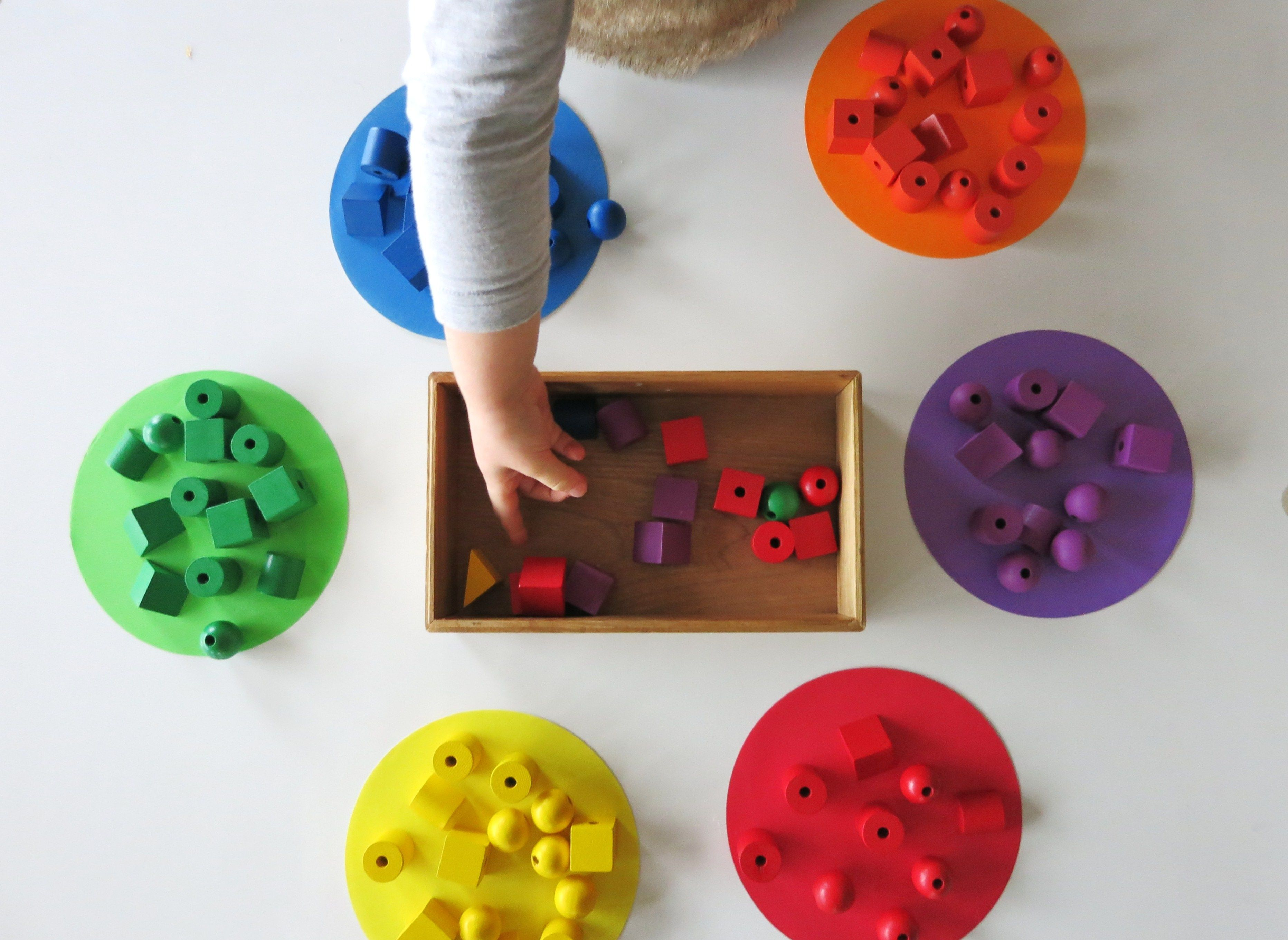 Froebel Education And Learning With The