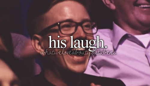Tyler Oakley has that kind of laugh that makes everything so much more funny