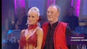 Series 3 Week 5.  Dennis Taylor and Izabela Hannah.