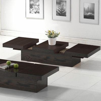 Wholesale Interiors Baxton Studio Coffee Table Reviews Wayfair