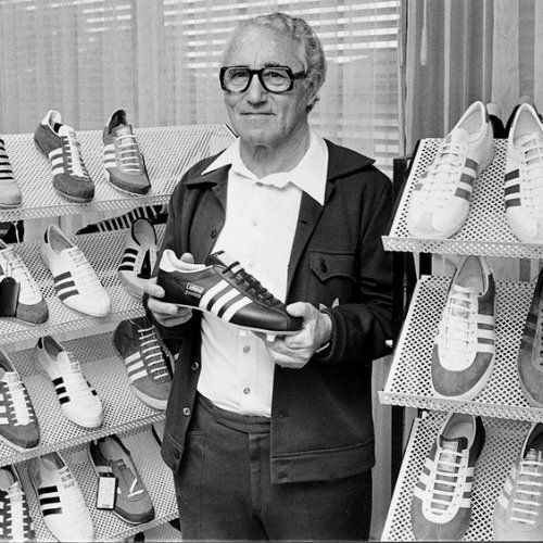 adidas founder adolf adi dassler adidas pinterest tenis f tbol y botas. Black Bedroom Furniture Sets. Home Design Ideas